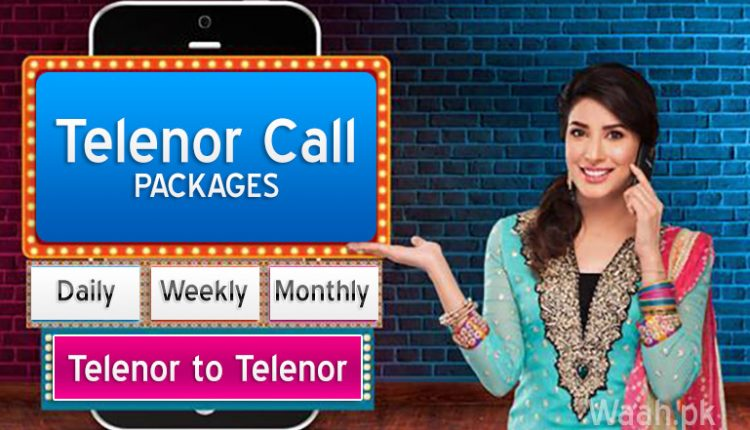 Telenor Call Packages - Daily, 3-Day,Weekly, Monthly 2018