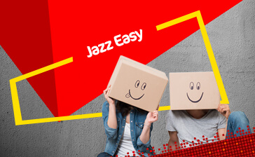 Jazz Easy Package Plan – Tariff & Conversion