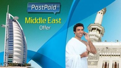 Telenor IDD Middle East Offer