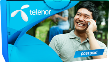 Telenor Postpaid Internet Packages 2G 3G 4G