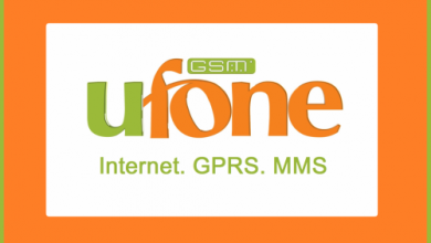 Ufone 3G 4G Internet Settings for Android