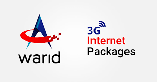 Warid 3G Internet Packages Daily, Weekly, Monthly 2019