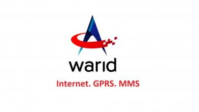 Warid Internet Settings for Android