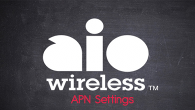 Aio Wireless APN Settings – Step by Step Configuration