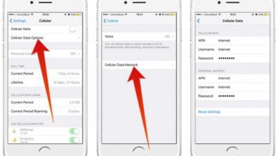How to Configure APN Settings on iPhone 6