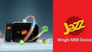 Jazz 4G Device Wingle Price & Packages Details 2018