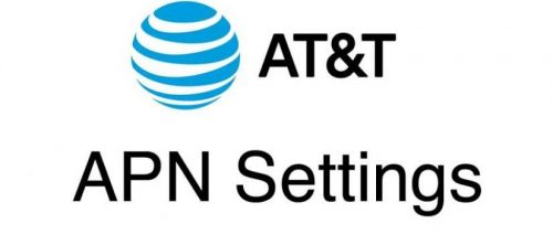 ATT and ATT Go Phone APN Settings