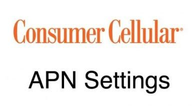 Consumer Cellular APN Settings