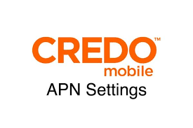 Credo Mobile APN Settings