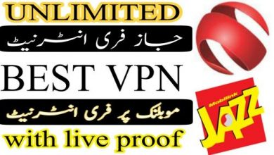 Mobilink Free Internet 4G Trick Updated Proxy Code 2018 For Android