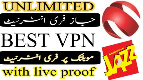 Mobilink / Jazz Free Internet 4G Trick Proxy / Code 2019 For Android