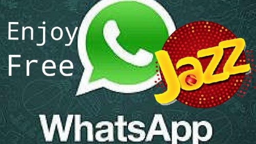 Jazz Mobilink WhatsApp Packages Free Daily, Weekly, Monthly