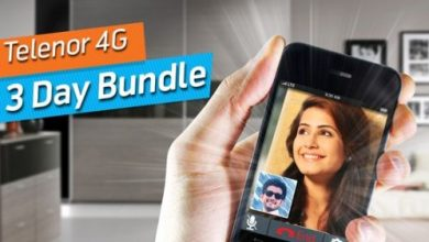 Telenor 4g Internet 3 Day Bundle