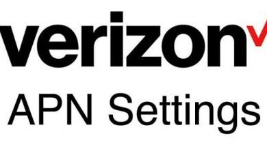 Verizon Wireless APN Settings