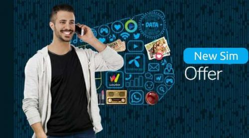 Telenor New SIM Offer 2018