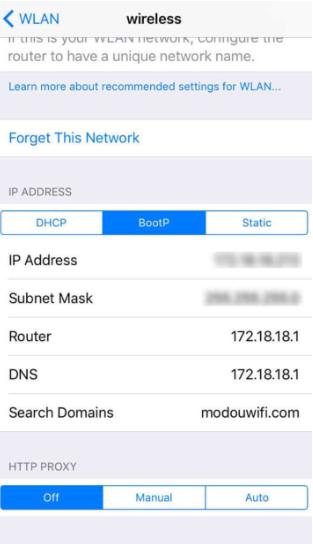DNS to fix iPhone 6 Weak Wi-Fi Signal