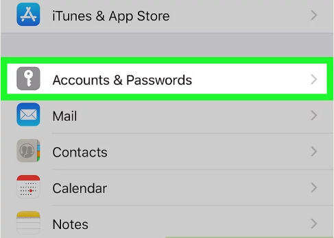How to Remove Gmail Account from iPhone - image2