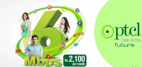 PTCL Launches 6 Mbps Package