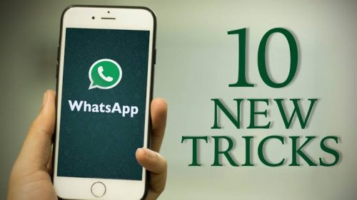 Top 10 WhatsApp Tricks in 2018