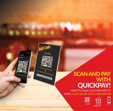 Get 40% Cashback on making payments by Scanning QR code