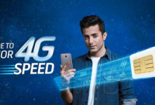 Telenor 4G SIM Replacement Offer