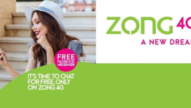Facebook Messenger free on Zong SIM