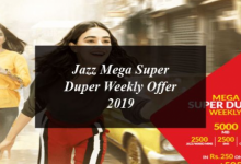 JAZZ MEGA SUPER DUPER WEEKLY OFFER