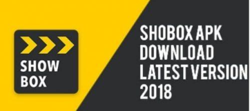 Showbox apk download - TelecomBit