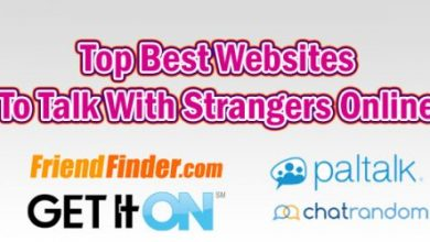 Top Best Websites To Talk To Strangers Online