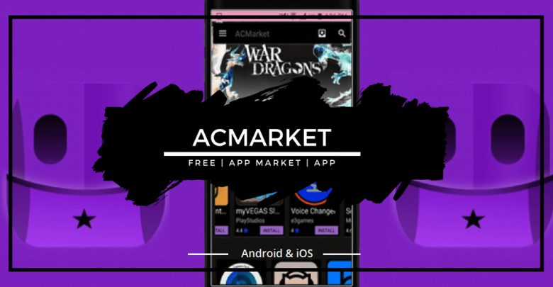 AC Market Android App Store for Games and Apps
