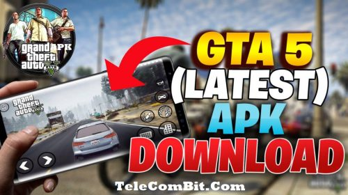 Download GTA 5 APK – Android and IOS OBB Data (Working)