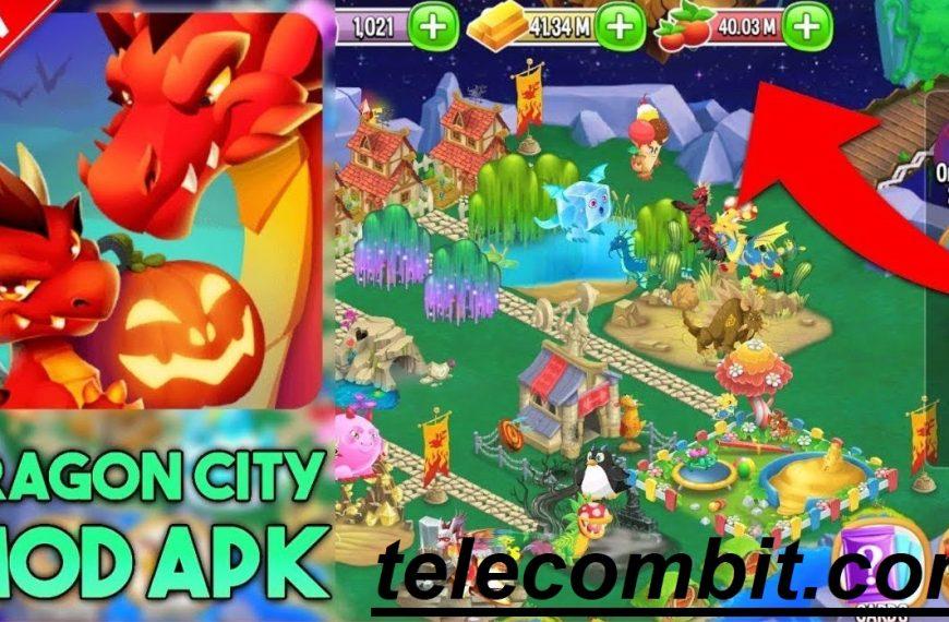 Dragon City Mod APK v12.4.0 (Foods /Gems) Download Updated App 2021