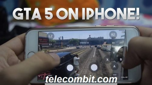 GTA 5 iOS Download Free [Latest] for iPad and iPhone 2021