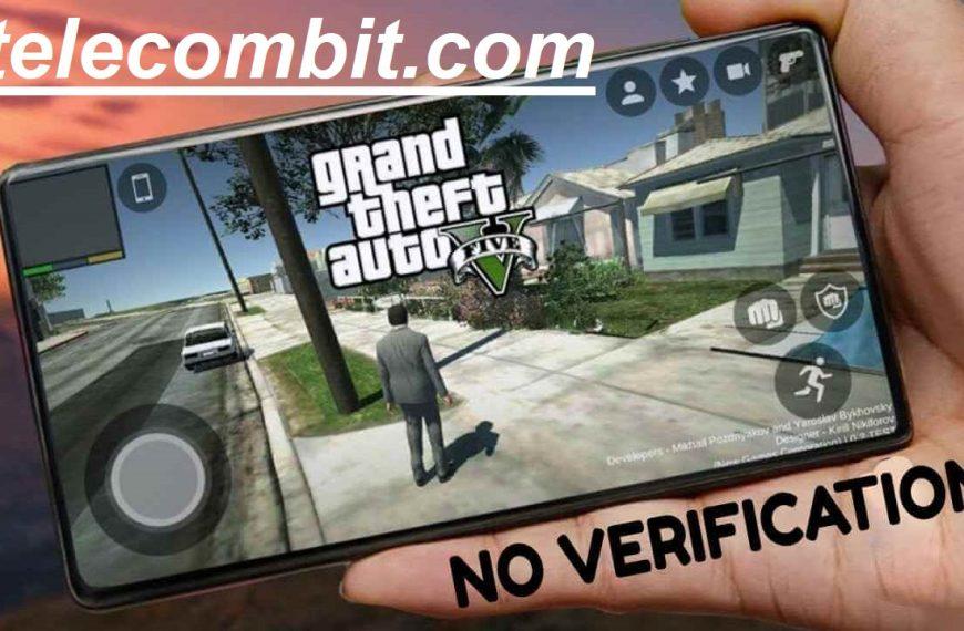 GTA 5 No Verification MOD + OBB Free Download 2021
