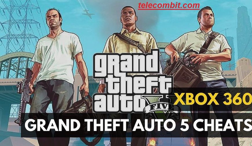 GTA 5 cheats Xbox One APK Free Download For Android
