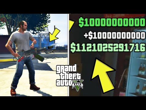 GTA 5 money cheat For PC and Mobile – Free Download [Updated Version] 2022